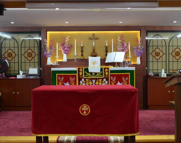 St Thomas Mar Thoma Church, Kuwait